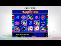 King of Cards автомат